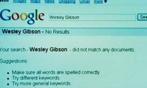 Wesley Gibson