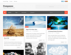 Compasso WordPress Theme